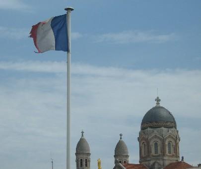 flag at straphael
