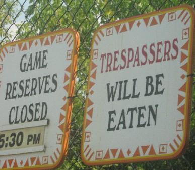 canadian safari humour