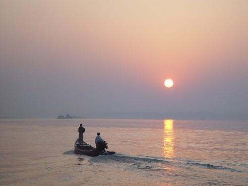 fishing boatburma
